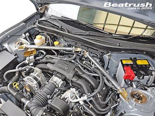 Type: Front Type 2 - Material: Aluminum/Steel - S86400-FCA