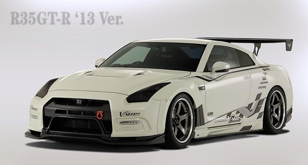 Varis - R35 GTR '13 Version
