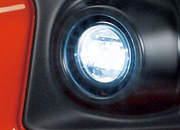 Option LED Fog Light Attachment (13G F Package, 13G L Package, 15XL)- (Attachment, Switch and Harness Included) - 08V31-XMK-K3S0