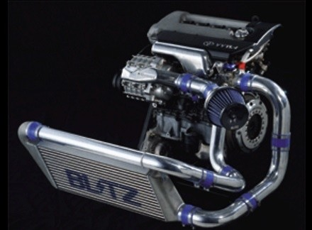 Blitz - SUPERCHARGER KIT