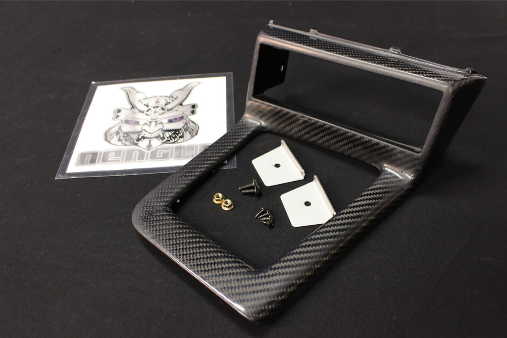 Material: Carbon with Clear Coat - Carbon - With Clearcoat