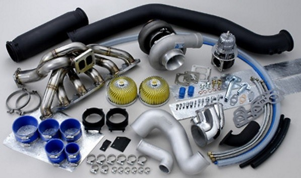 Greddy - Turbo Kit - Supra - Wastegate Type