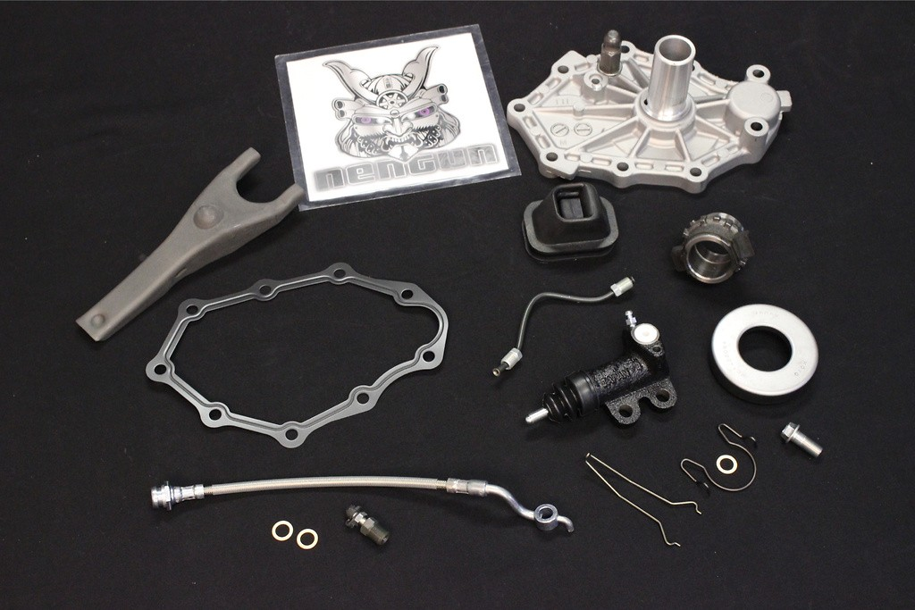 Nissan - Skyline - R32 - BNR32 - RB26DETT Pull to Push Conversion Kit - BCNR32