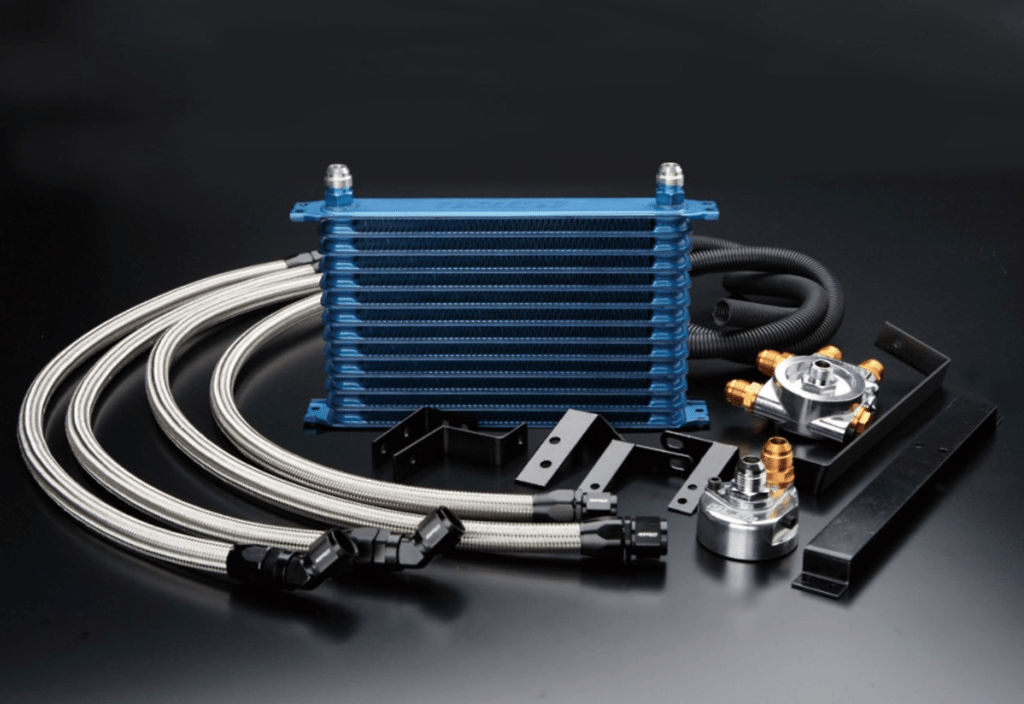 Greddy - Oil Cooler Kit - Relocation Type