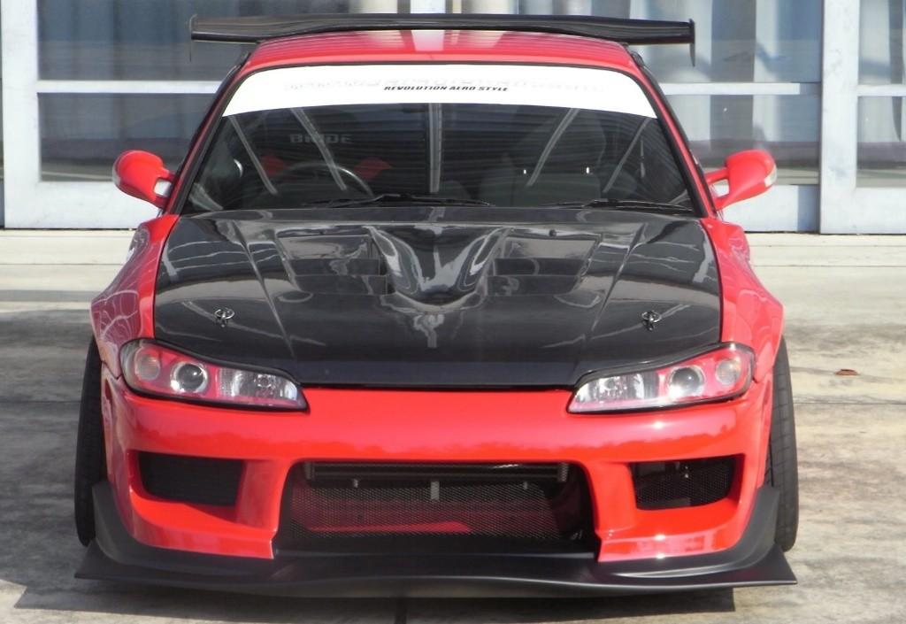 Garage Mak - Nissan S15 TYPE 5 Aero Kit