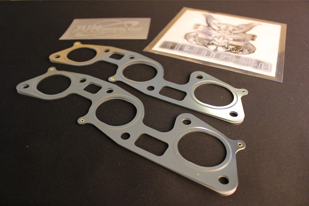 1031M-N003 - Exhaust manifold gasket 2 sheets per one vehicle.