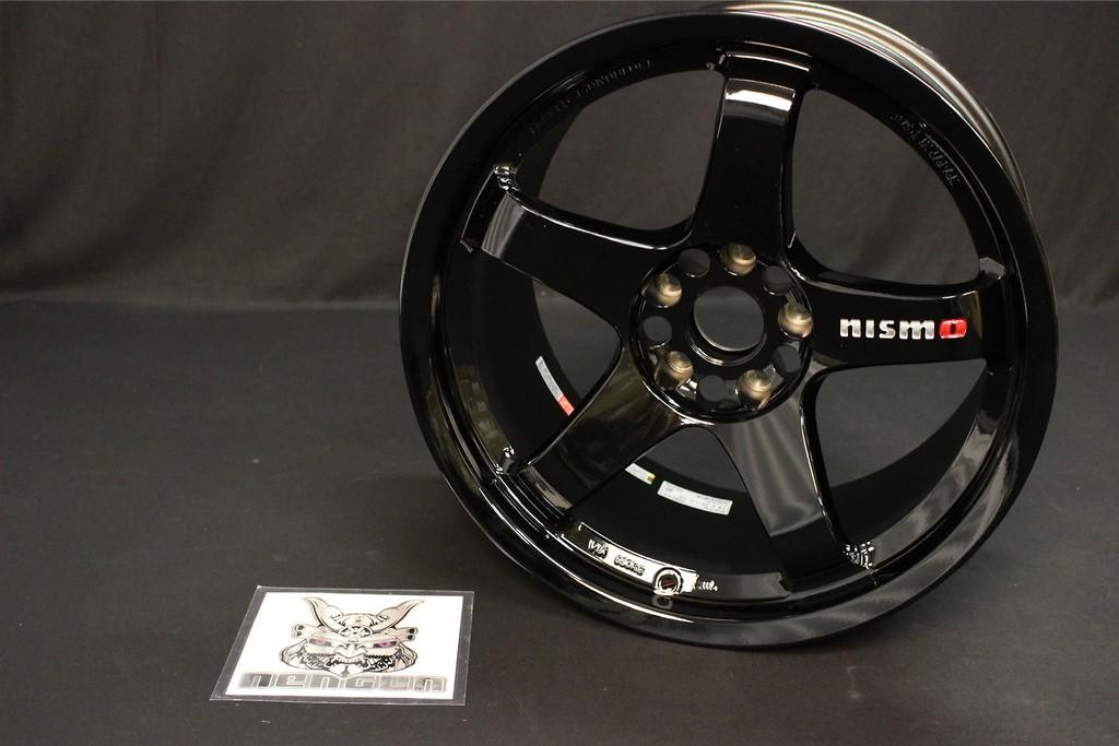 Nismo x BBS R35 Wheels - GT-R Register - Nissan Skyline ...