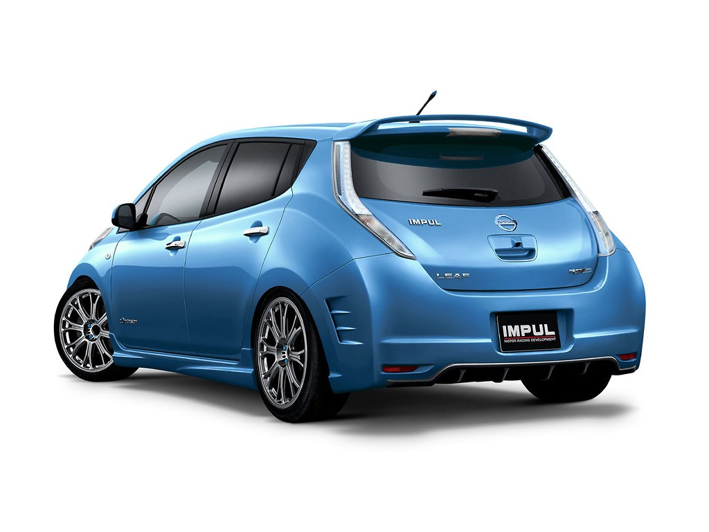 Impul - Nissan Leaf Aero Kit