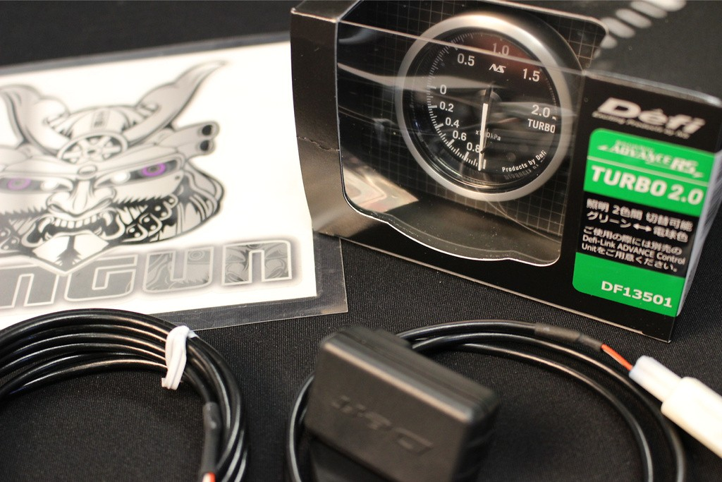 Type: Turbo - Diameter: 52mm - Range: -100 ~ +200kPa - DF13501