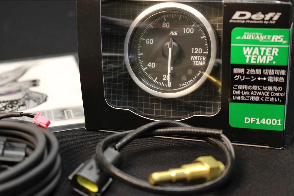 Type: Water Temperature - Diameter: 52mm - Range: 20 ~ 120C - DF14001