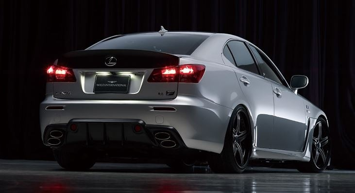 Wald Body Kit for Lexus IS F
