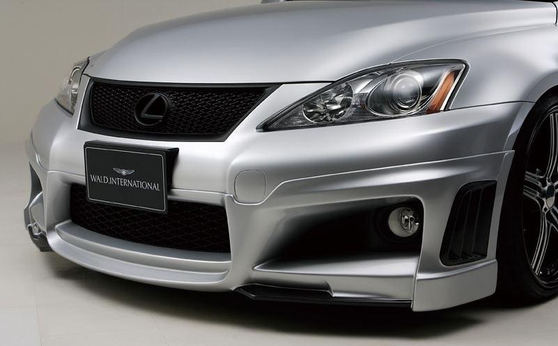 Lexus - IS F -USE20 - Front Half Spoiler