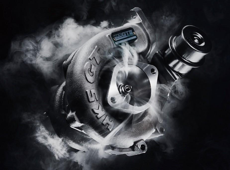HKS - GT III Sports Turbine Kit