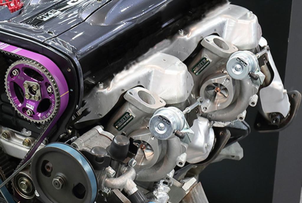 Turbocharger: GT III-2530 - 11004-AN014