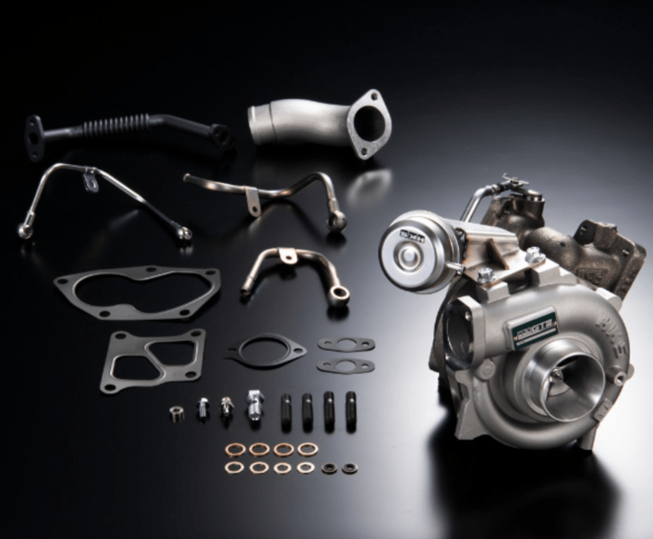 Turbocharger: GTIII-RS - 11004-AM008