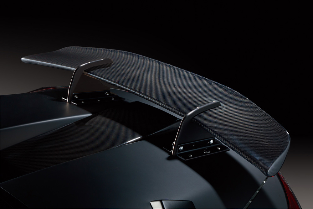 GT Wing Standard - Construction: Carbon - 60232