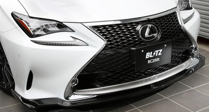 Blitz - LEXUS AERO SPEED R-Concept