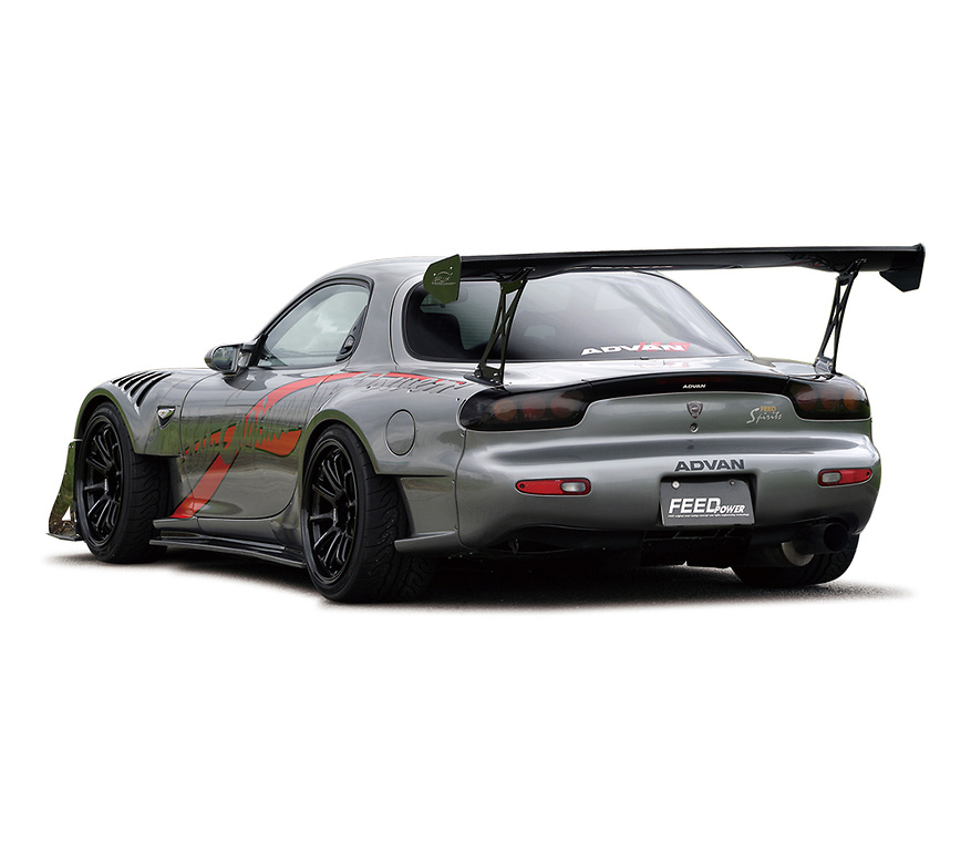 Fujita Engineering - FEED Afflux GT3 Aero Kit for the FD3S