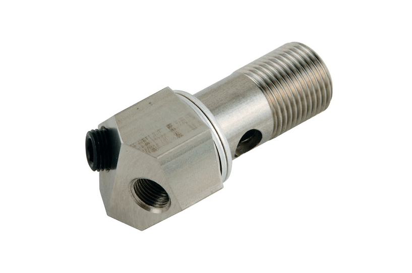 Knight Sports Adapter - Oil Outlet