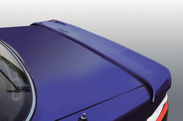Material: FRP - Colour: Unpainted - DMAXRTS-C33