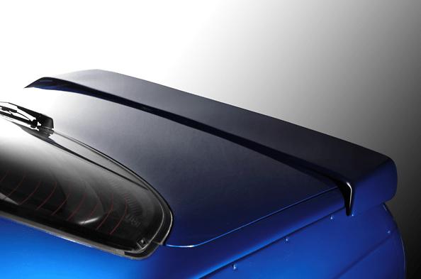 Material: FRP - Colour: Unpainted - DMAXRTS-R32