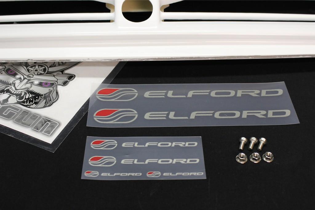 Front Grille (Front Camera) - Construction: FRP - Colour: Unpainted - E150FG1