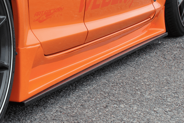 Side Under Panel (Carbon)