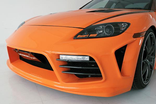 Front Bumper - FRP