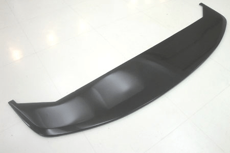 Front Under Panel (Carbon)