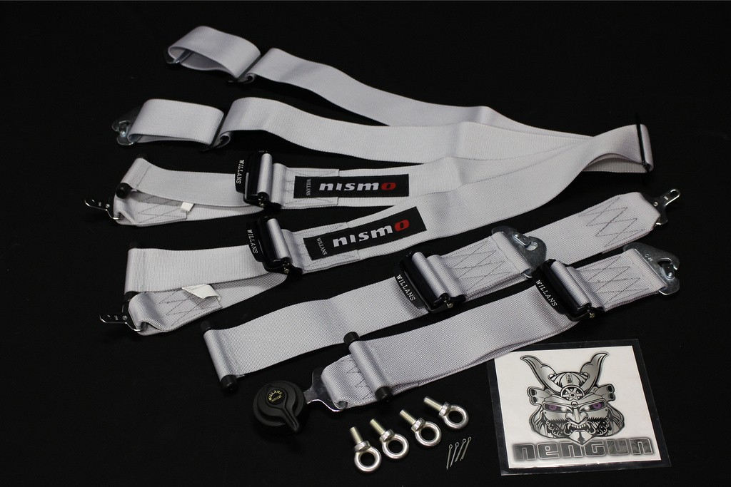 Nismo 4 Point Racing Harness - 86844-RR010