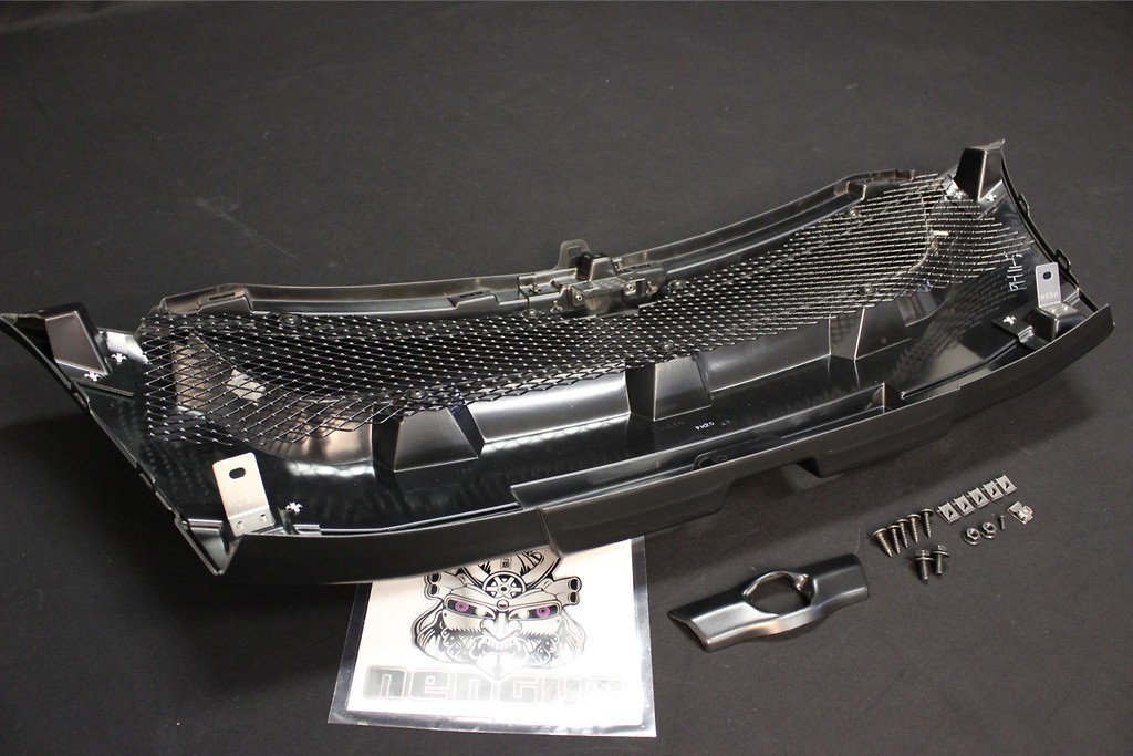 Front Lower Grille (with multi view camera) - 75500-XML-K1S0