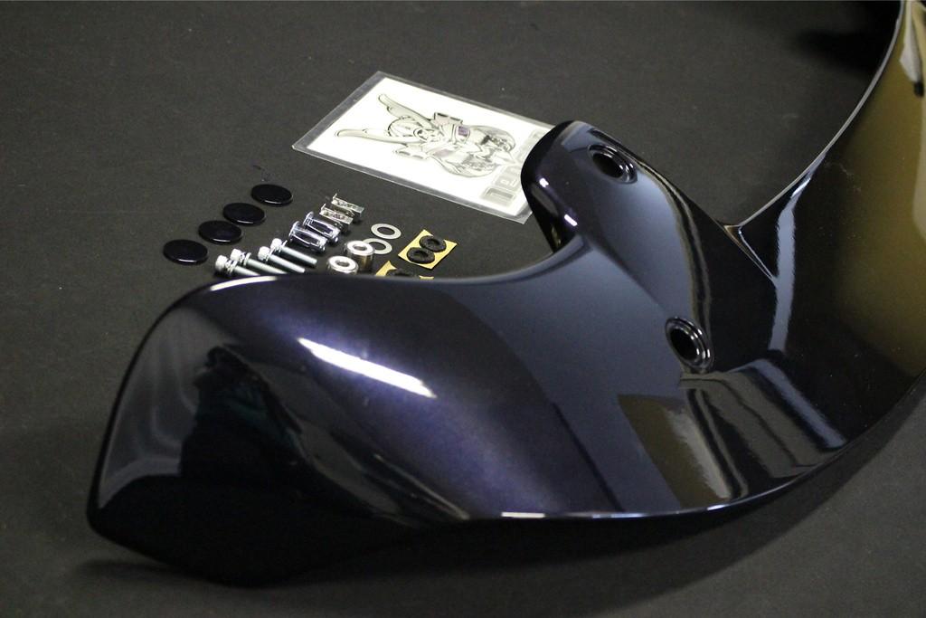 84112-XML-K0S0 Honda - Odyssey - RC2 - Wing Spoiler - Premium Black Pearl