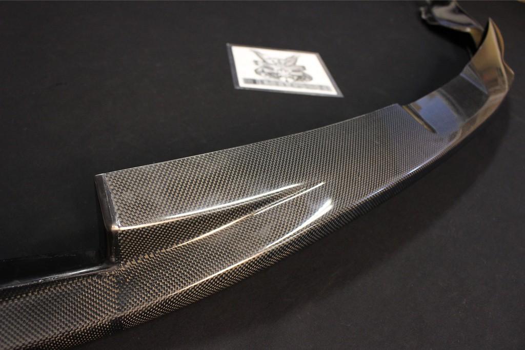 GT Lip - Front Under Spoiler - Construction: Hybrid Carbon - Colour: - - 02092-7-GTLIP