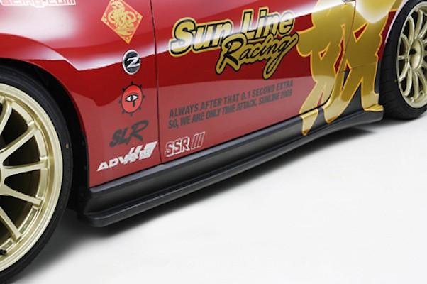 Side Steps - Construction: Matt Carbon - SLR-SSMCA-Z34