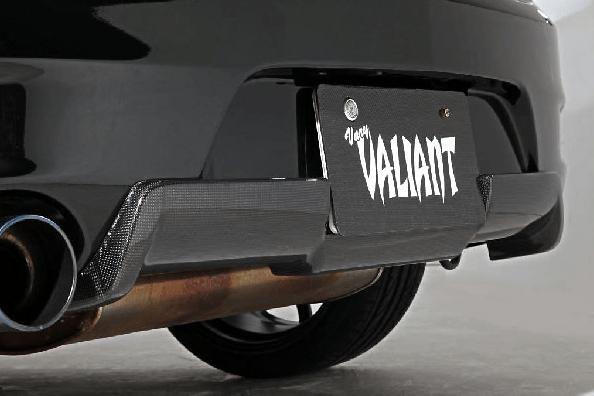 Rear Diffuser - Construction: Carbon - Colour: Carbon - 20-6026