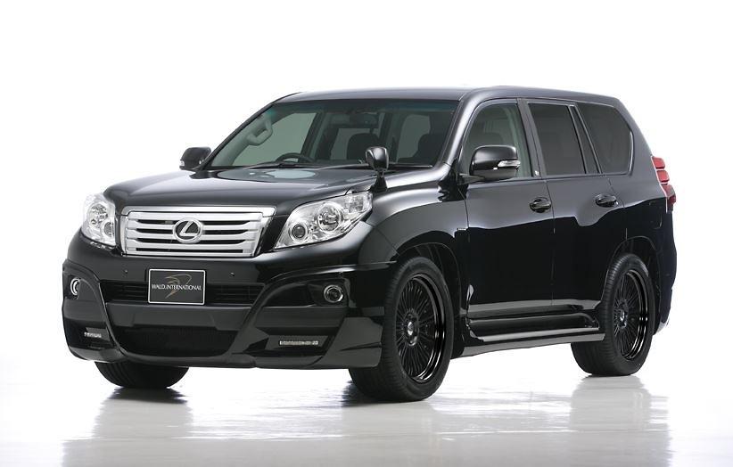 WALD Toyota Land Cruiser Prado GRJ150W Sports Line