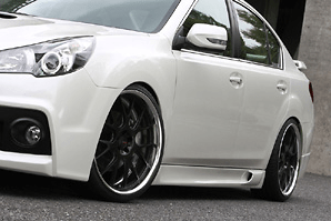 Side Skirts - Material: FRP - SS