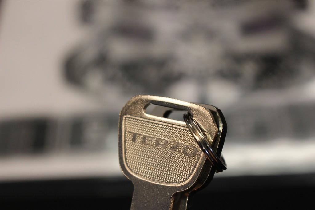 PIAA - Terzo Spare Key (set of 2) - B45