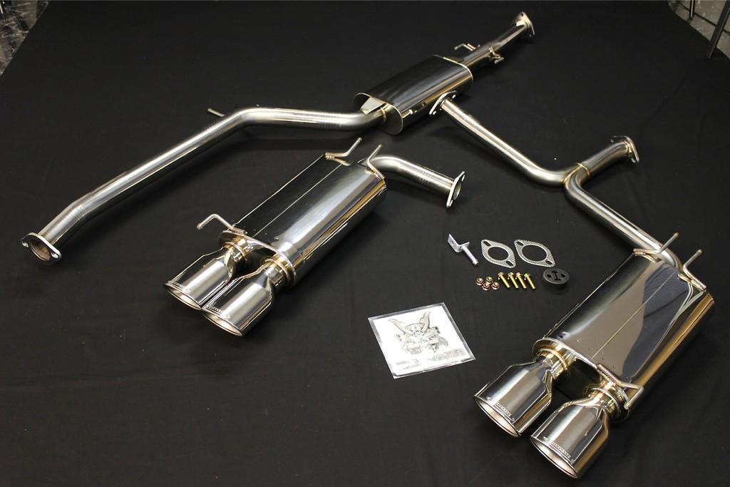 Noblesse - Honda Odyssey RB3/4 Muffler