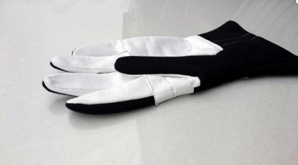 Color: Black - Size: M - Racing Gloves - Black