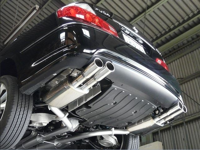 Veldiss X - Exhaust System - Veldiss X - SS