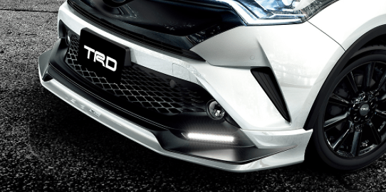 503 Front Spoiler (with LED)