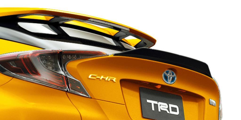 512 Rear Trunk Spoiler - Colour: Black - MS342-10003