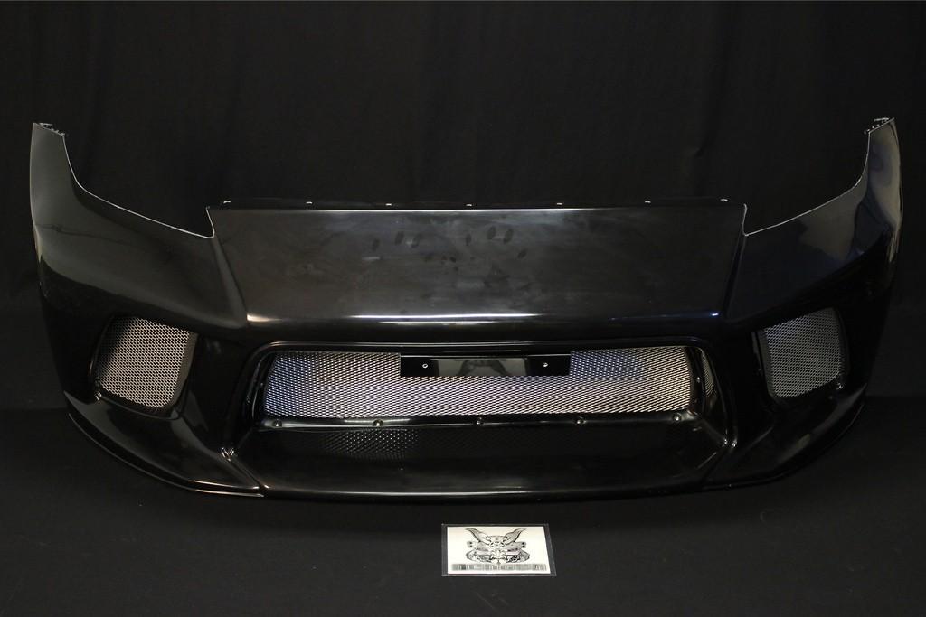 Front Bumper Spoiler - Material: FRP - 100055