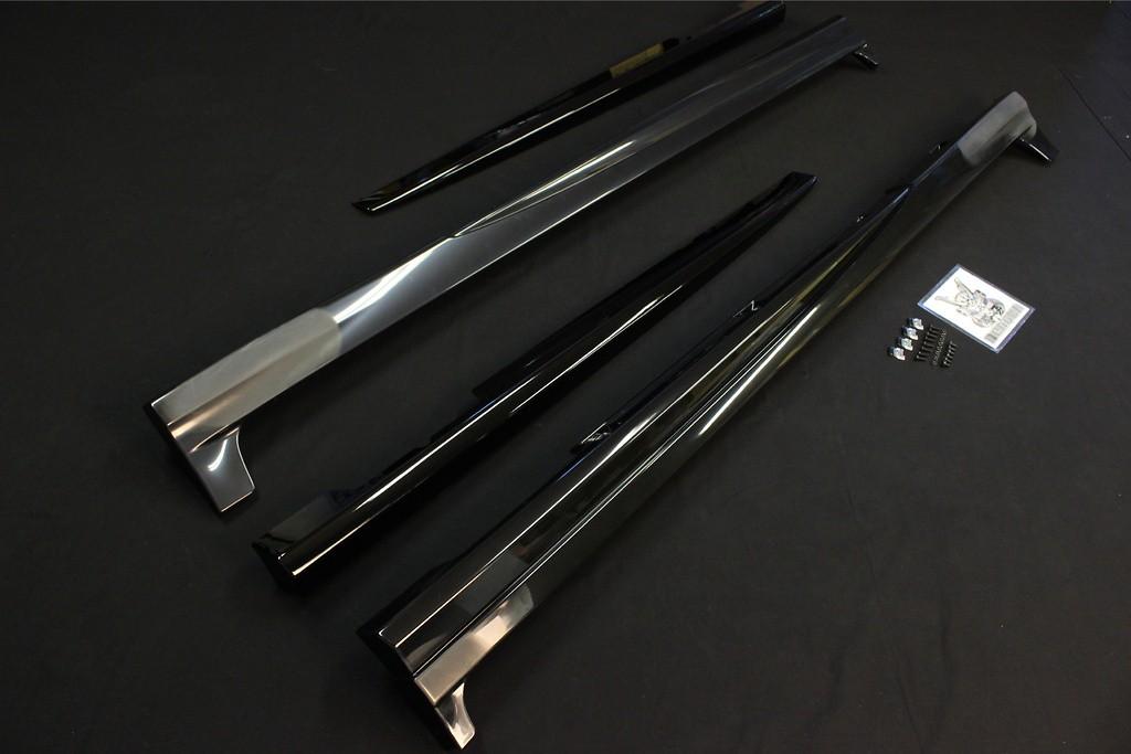 Honda - Freed - GB/GP - Side Spoiler - Unpainted - 70219-XLKB-K0S0-ZZ