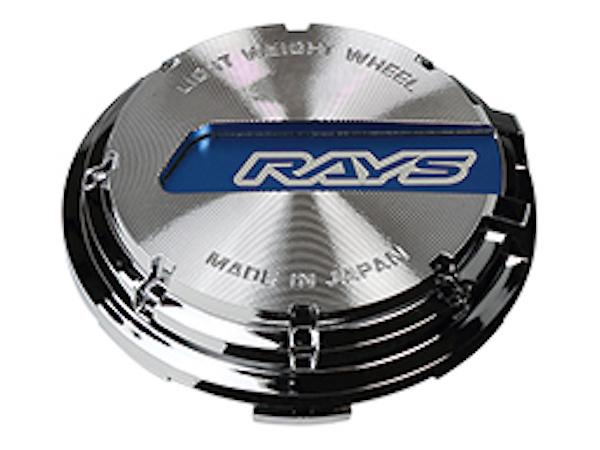 for 57CR, 57DR, 57Xtreme Rev Limit Edition, 57Xtreme Spec-D, 57C6TAE, 57XTC - Colour: Chrome & Blue - Quantity: 1 - 66-GL-Chrome/BL