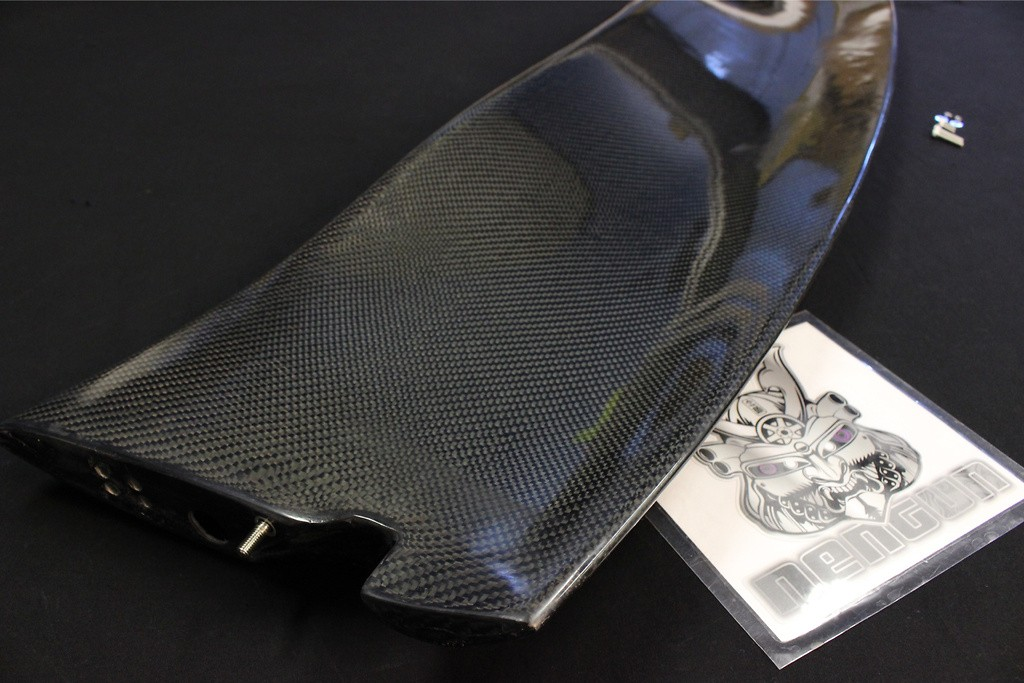EVO5-6 Mitsubishi - EVO 5/6 - CP9A - Rear Carbon Wing (ready for painting)