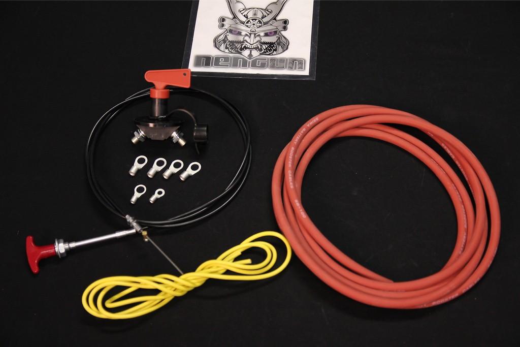 00B 740 A Cusco Power Cut-Off Switch