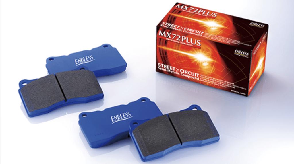 Endless - Brake Pads - MX72 Plus