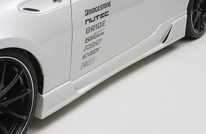 Side Step - Construction: FRP - 86KSSF